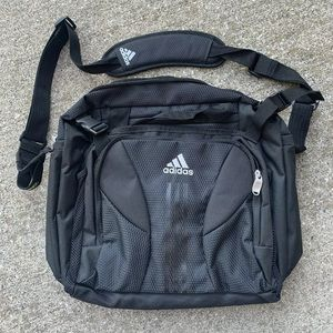 Adidas Laptop Over The Shoulder Satchel Bag School